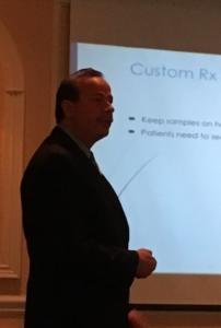 Hudson Valley Podiatrist Lectures on Custom Orthotics
